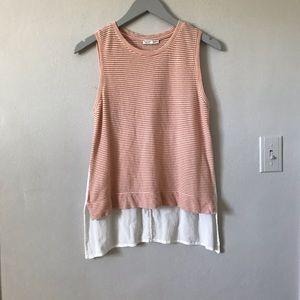 Zara Sleeveless Knit Top
